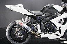 2006 Suzuki GSX-R600 for sale 200675080