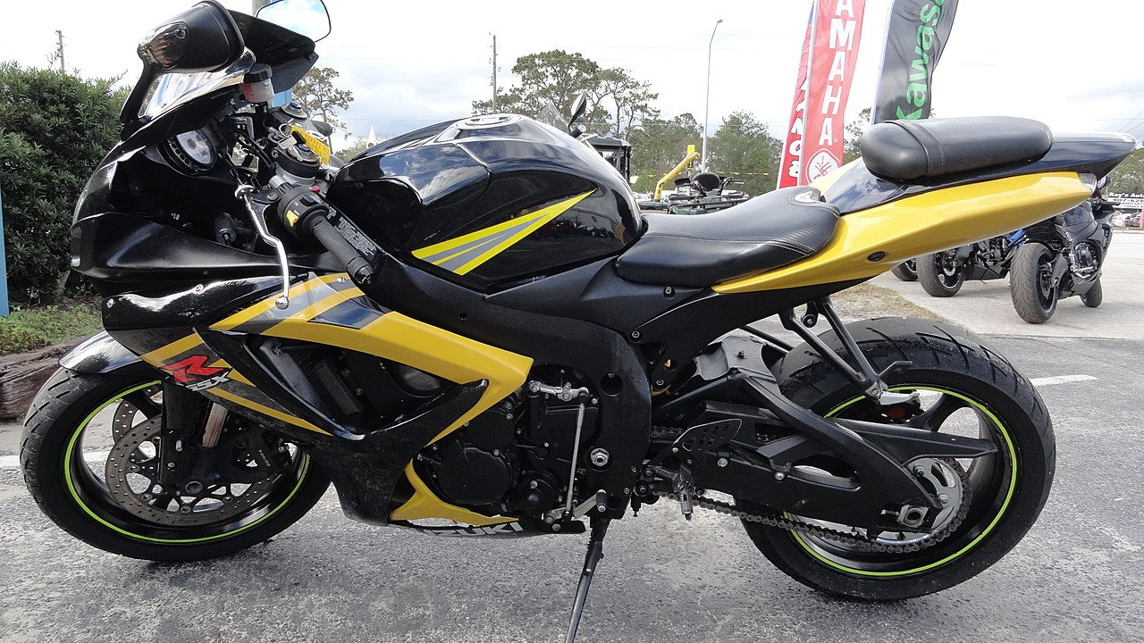 2006 Suzuki GSX-R750 for sale 200525716
