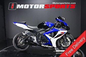2006 Suzuki GSX-R750 for sale 200633679
