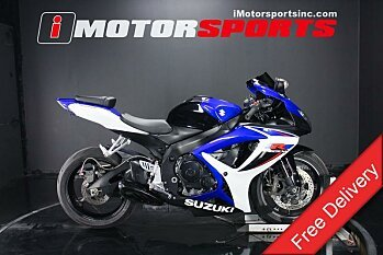 2006 Suzuki GSX-R750 for sale 200633983