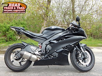 2006 Yamaha YZF-R6 for sale 200454748