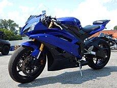 2006 Yamaha YZF-R6 for sale 200488884