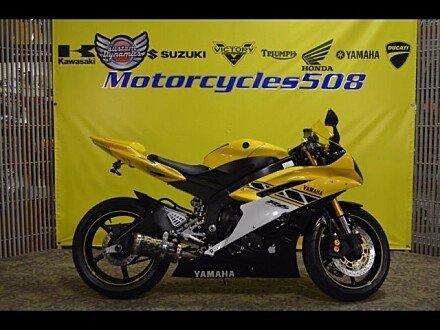 2006 Yamaha YZF-R6 for sale 200493872