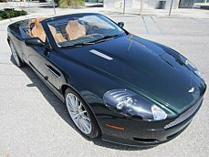 2006 aston-martin DB9 Volante for sale 101014467