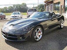 2006 dodge Viper SRT-10 Convertible for sale 101031920