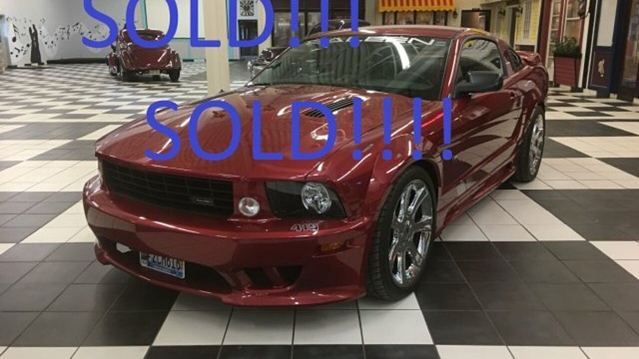 2006 ford Mustang GT Coupe for sale 100904981
