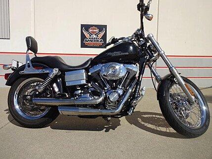 2006 harley-davidson Dyna for sale 200633933