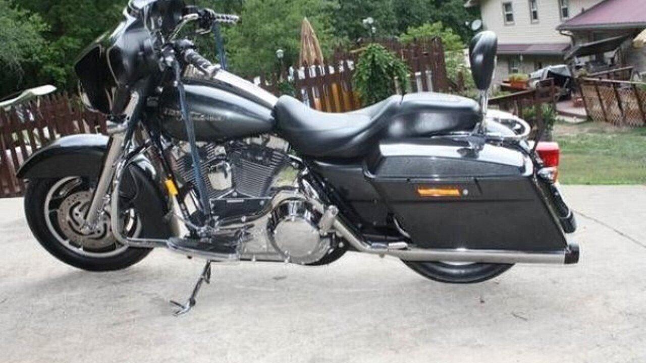 2006 harley-davidson Touring for sale 200404188