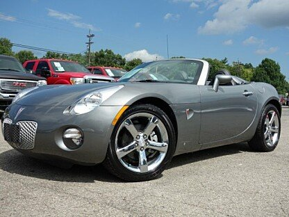 2006 pontiac Solstice Convertible for sale 101025718