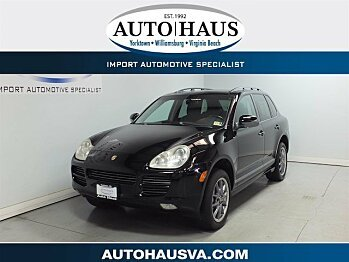 2006 porsche Cayenne S for sale 101004668