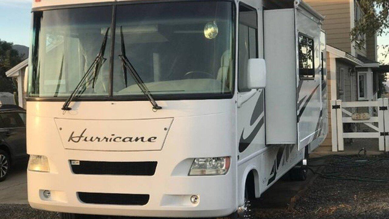 2006 thor Hurricane for sale 300150121