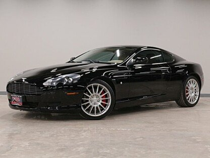 2007 Aston Martin DB9 Coupe for sale 100922770