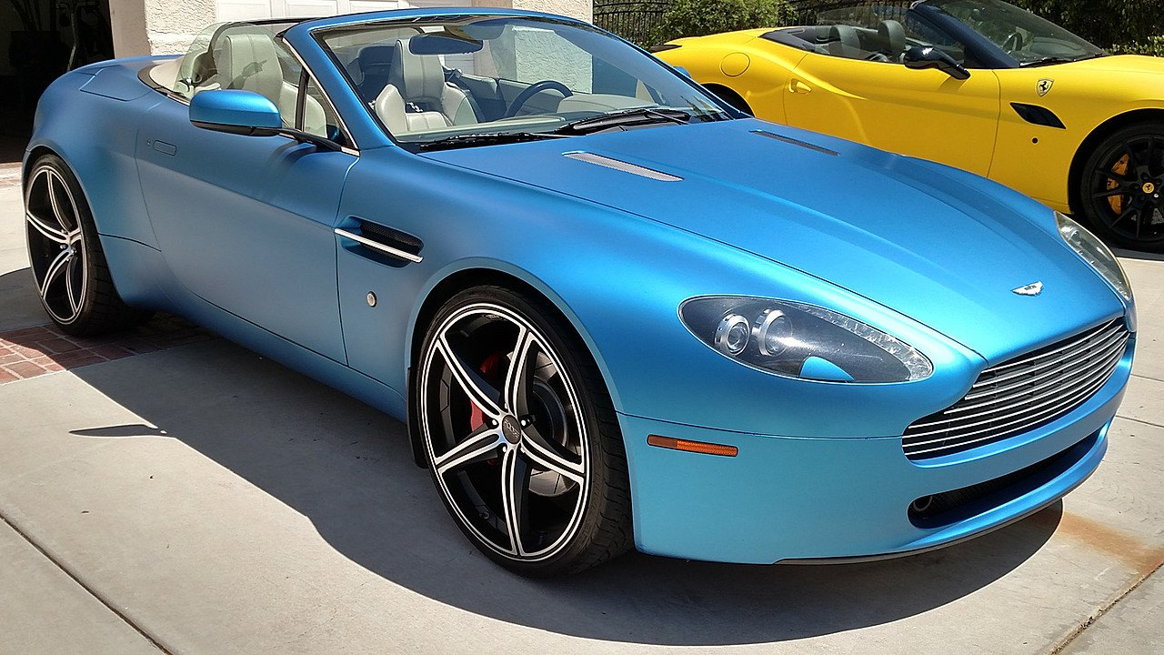 Aston Martin V Vantage For Sale Near Chula Vista California - Aston martin v8 for sale