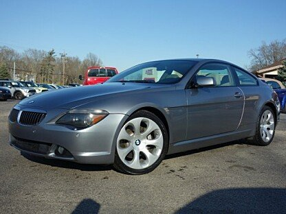 2007 BMW 650i Coupe for sale 100974667