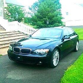 2007 BMW 750Li for sale 100771548