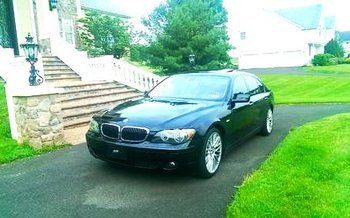 2007 BMW 750Li for sale 100771548