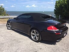 2007 BMW M6 Convertible for sale 100756263