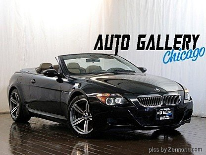 2007 BMW M6 Convertible for sale 101039622