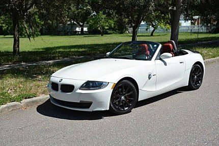 2007 BMW Z4 3.0i Roadster for sale 100798816