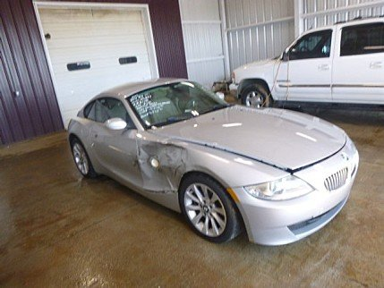 2007 BMW Z4 3.0si Coupe for sale 100891499