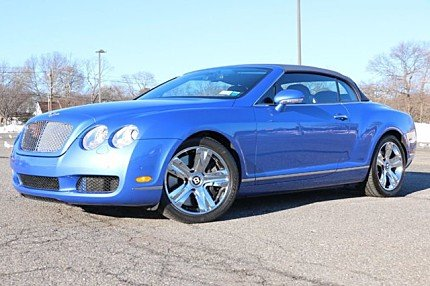 2007 Bentley Continental GTC Convertible for sale 100849035