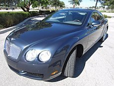 2007 Bentley Continental GT Coupe for sale 100891105