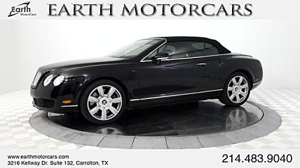 2007 Bentley Continental GTC Convertible for sale 100911642