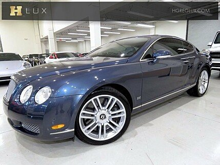 2007 Bentley Continental GT Coupe for sale 100917234