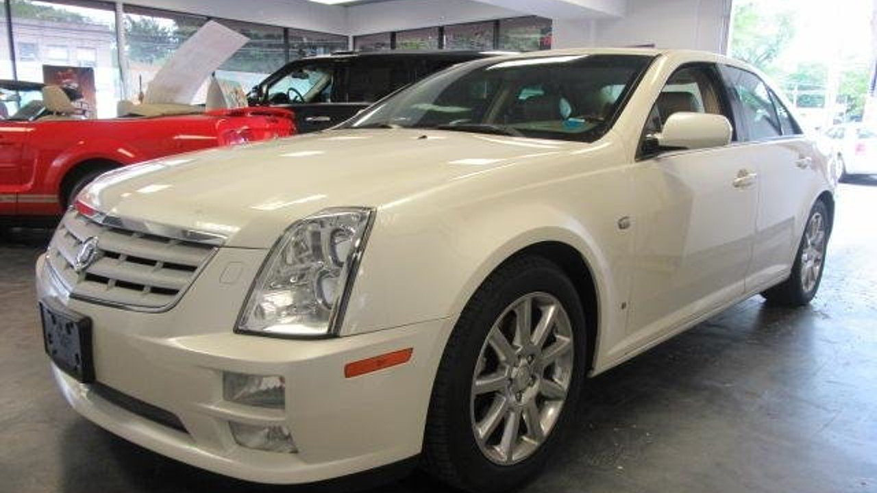 2007 Cadillac STS for sale 100877196