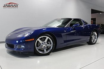 2007 Chevrolet Corvette Coupe for sale 100875964