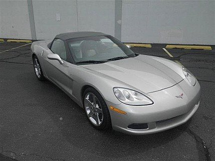 2007 Chevrolet Corvette Convertible for sale 100766576
