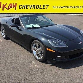 2007 Chevrolet Corvette Convertible for sale 100853342