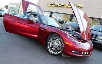 2007 Chevrolet Corvette Coupe for sale 100894251