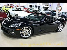 2007 Chevrolet Corvette Convertible for sale 100895816