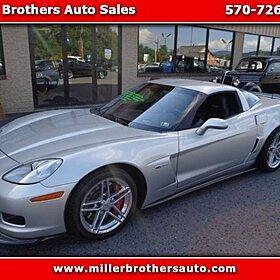 2007 Chevrolet Corvette Z06 Coupe for sale 100904371