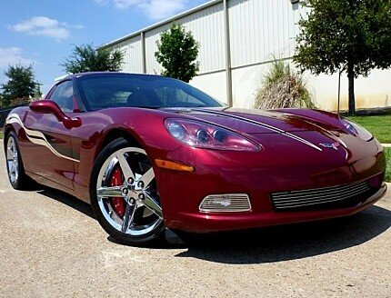 2007 Chevrolet Corvette Coupe for sale 100906073