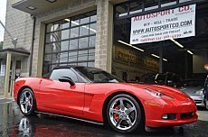 2007 Chevrolet Corvette Convertible for sale 100912994