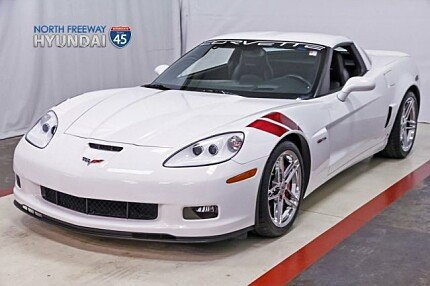 2007 Chevrolet Corvette Z06 Coupe for sale 100915969