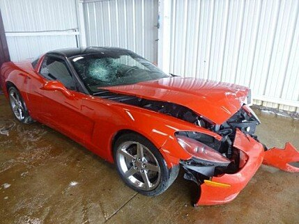 2007 Chevrolet Corvette Coupe for sale 100928941