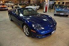 2007 Chevrolet Corvette Convertible for sale 100961221