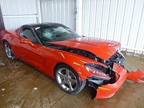 2007 Chevrolet Corvette Coupe for sale 100982815