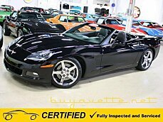 2007 Chevrolet Corvette Convertible for sale 101019615