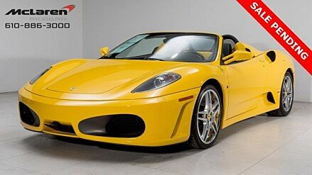 2007 Ferrari F430 Spider for sale 100857950