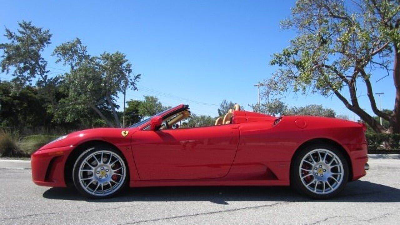 2007 Ferrari F430 Spider for sale 100977579