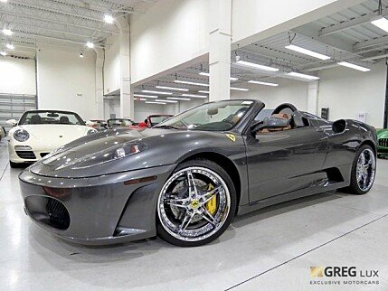 2007 Ferrari F430 Spider for sale 100934820