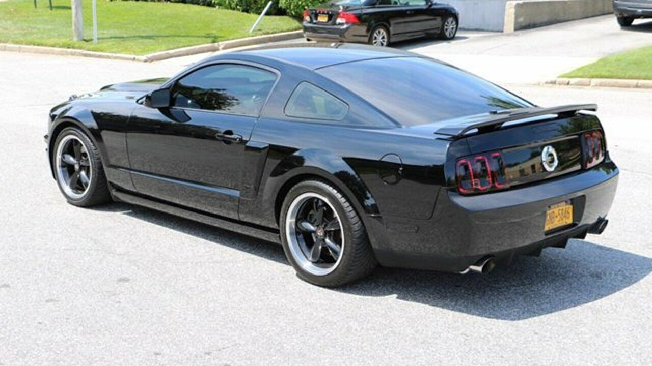 2007 Ford Mustang GT Coupe for sale 100722329
