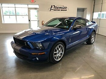 2007 Ford Mustang Shelby GT500 Coupe for sale 101006831