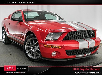 2007 Ford Mustang Shelby GT500 Coupe for sale 100955632