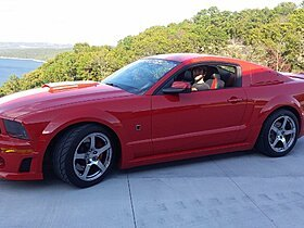 2007 Ford Mustang Coupe for sale 100843834