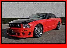2007 Ford Mustang GT Convertible for sale 100854898
